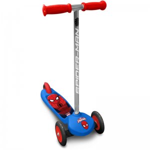 Koloběžka Spiderman Buddy Toys BPC 4121